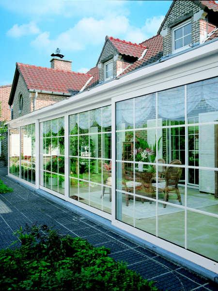 okenní a dveřní systém Kommerling