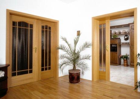 Jak odhlučnit dveře mezi pokoji
