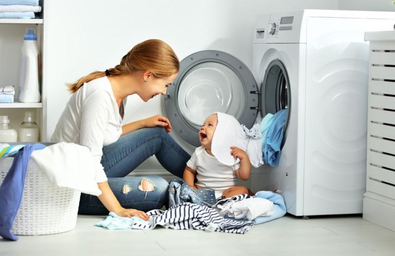 Vybíráme parní pračku