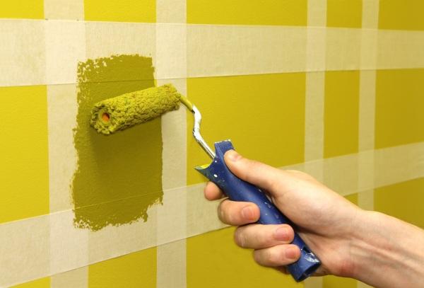Jak jsou aktu ln trendy v malov n interi r bydlen pro ka d ho - Trend schilderij slaapkamer ...