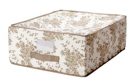 9015b1b14 Látkové uzavíratelné krabice jsou ideální pro uchovávání sezónního oblečení,  lůžkovin apod.